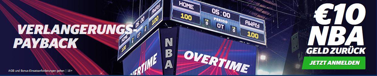 NBA Wetten Tipps für 10Bet