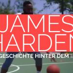 James Harden (Houston Rockets) - NBA Star / Basketball-Spieler
