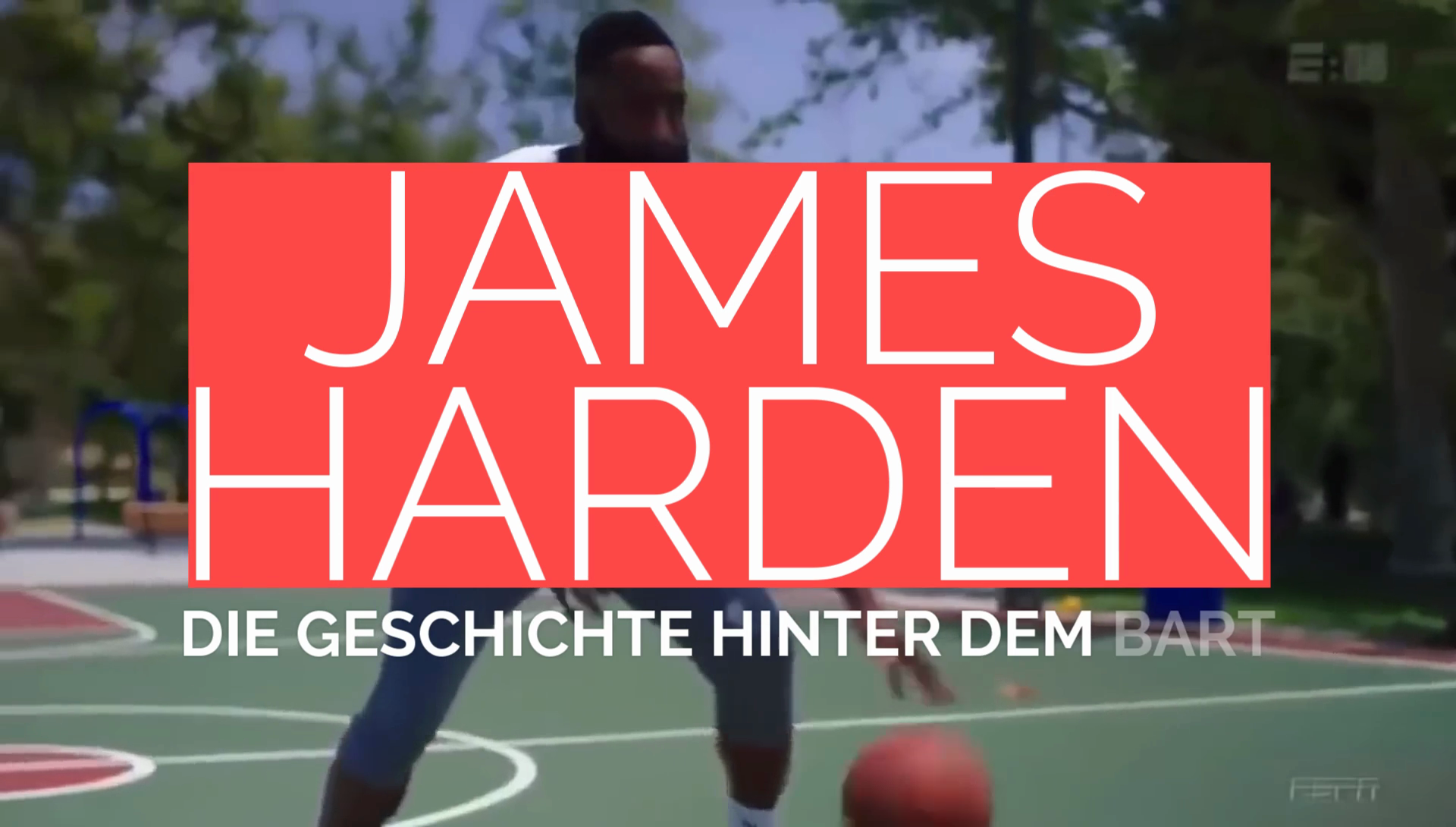 James Harden (Houston Rockets) – NBA Star / Basketball-Spieler
