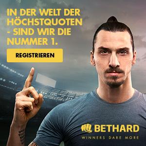 Bethard Zlatan WM Sportwetten