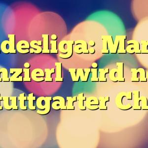 Bundesliga: Markus Weinzierl wird neuer Stuttgarter Chef