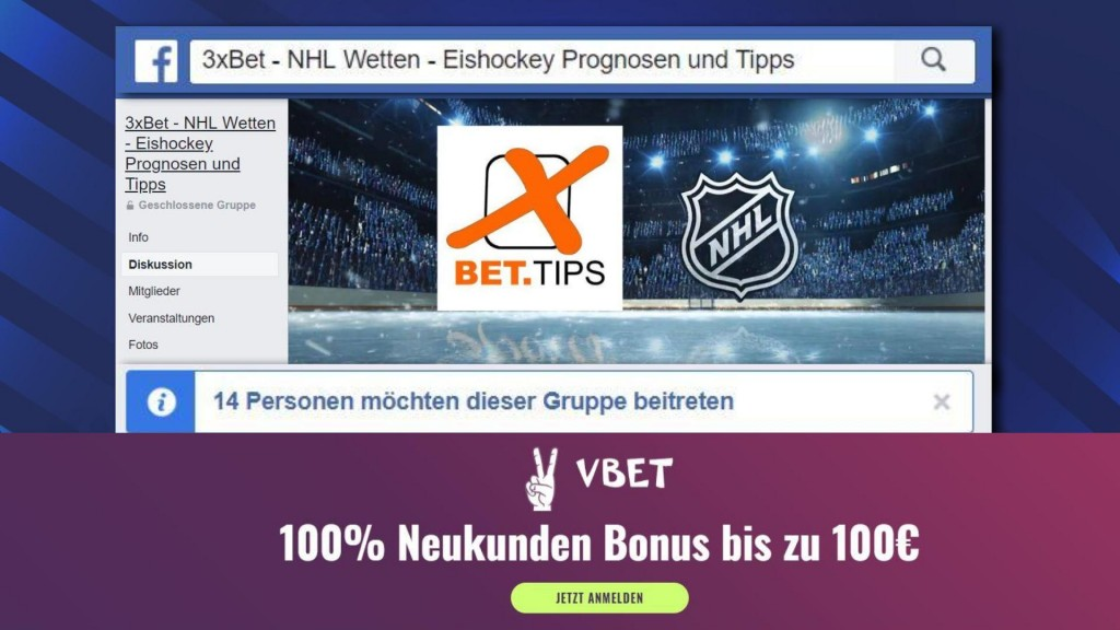 NHL Wett-Tipps