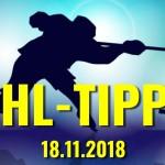 Eishockey Wett-Tipps für die NHL am 18.11.2018