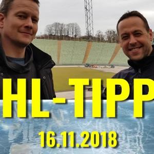 Eishockey-Wett-Tipps für die NHL am 17.11.2018