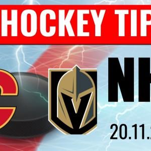 Eishockey Wett-Tipps für die NHL-Spiele vom 20.11.2018