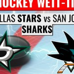 Eishockey Wett-Tipps am 9. November 2018 - Dallas Stars vs San Jose Sharks