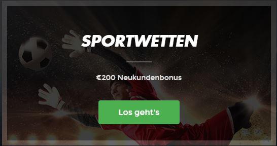 Intertops Sportwetten bonus