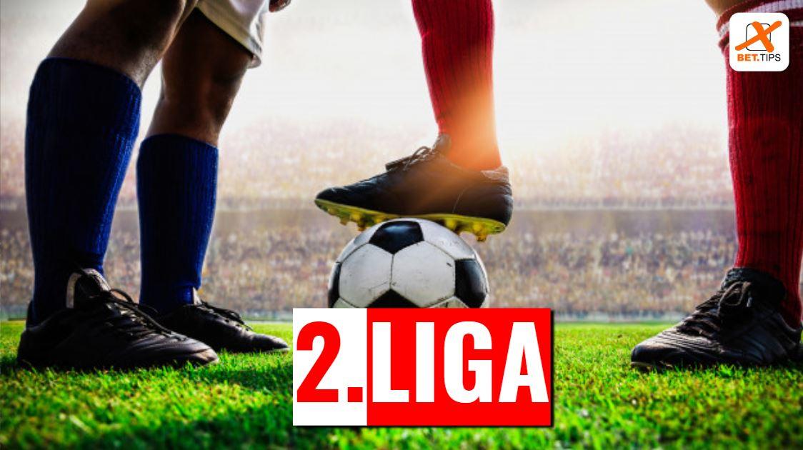 fuГџball heute 2 liga