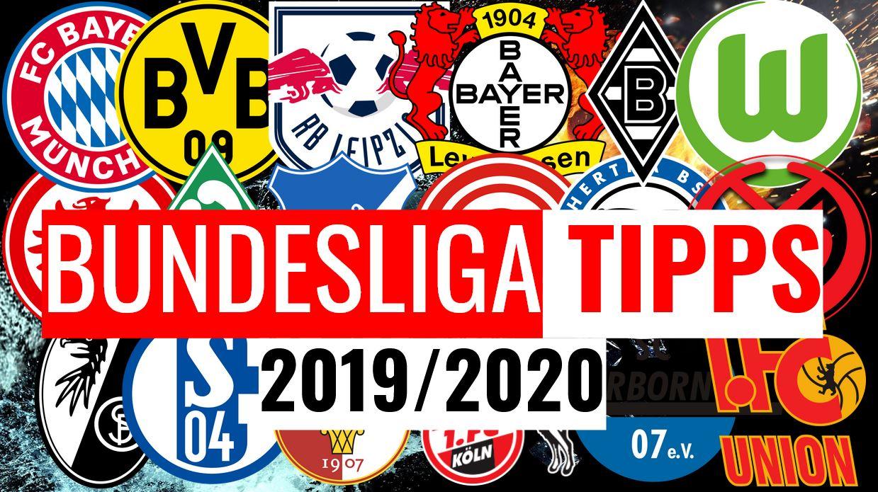 Bundesliga Vorhersage Tipps 2019/2020
