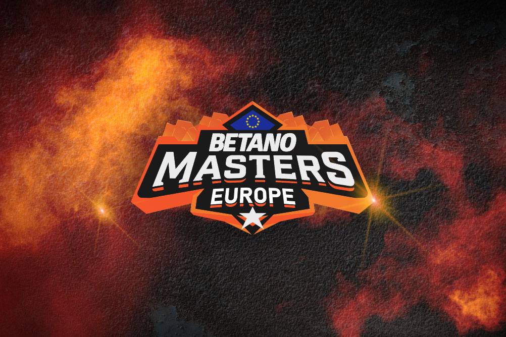 Betano Masters Europe esports event
