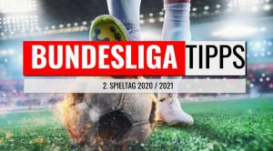 Bundesliga Tipps - Vorhersage 2. Spieltag