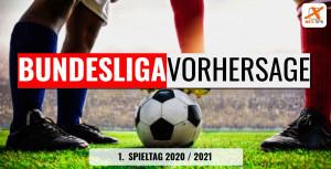 Bundesliga Vorhersage Tipps 01 - 2020 / 2021