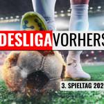 Bundesliga Vorhersage - Wett-Tipps zum 3. Spieltag 2020 / 2021
