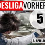 Bundesliga Vorhersage - Tipps zum 5. Spieltag 2020 / 2021