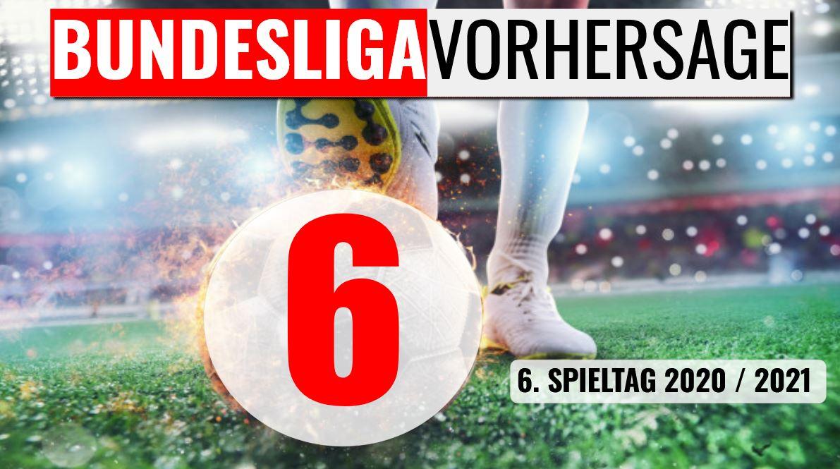 Bundesliga Vorhersage Tipps #6