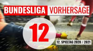 Bundesliga Vorhersage Tipps 12. Spieltag