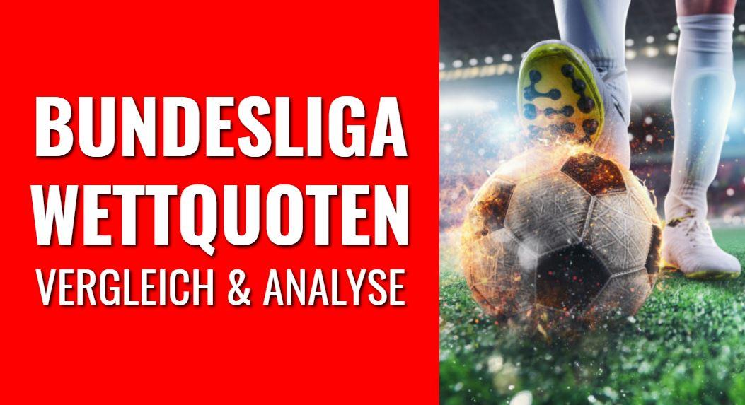 Bundesliga-Wettquoten: Vergleich & Analyse 2020