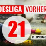 Bundesliga Vorhersage - Wett-Tipps zum 21. Spieltag 2020/2021