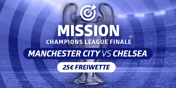 Champions League Finale 2021 [Wett-Tipps]: Manchester City – FC Chelsea