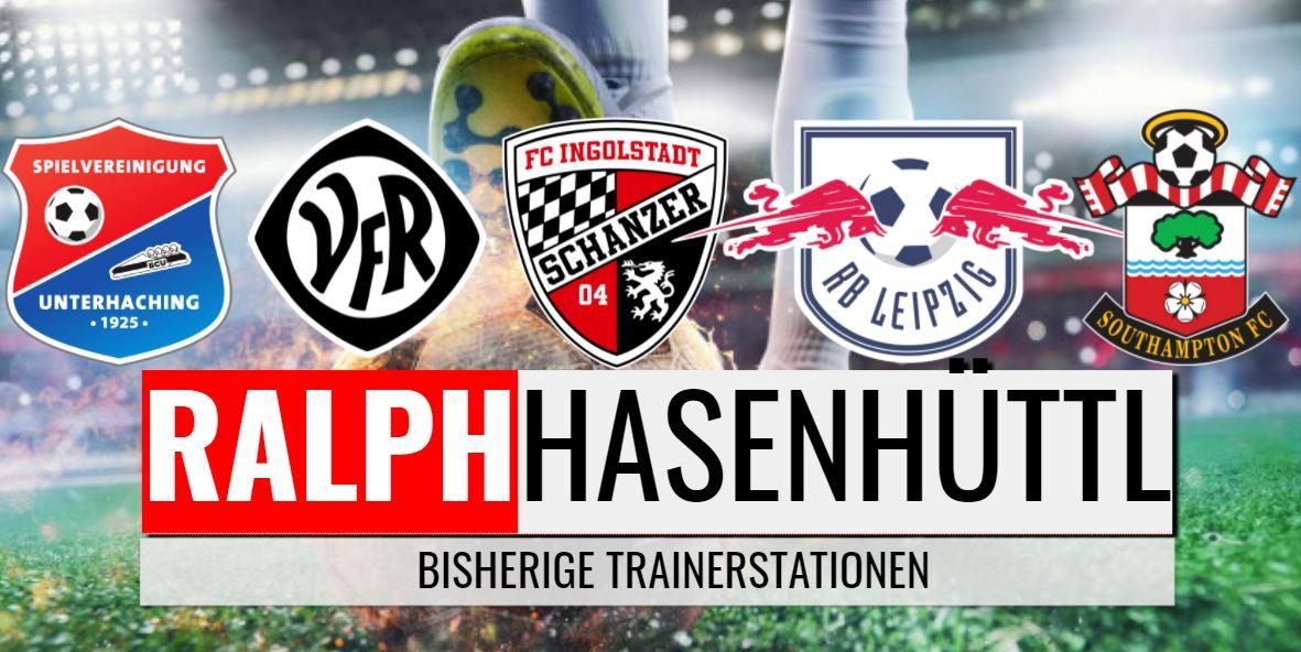 Ralph Hasenhüttl: einer der besten Trainer der Welt