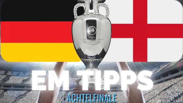 Deutschland – England EM Wett-Tipps heute (1)