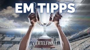 Wett-Tipps zum EM-Viertelfinale 2021