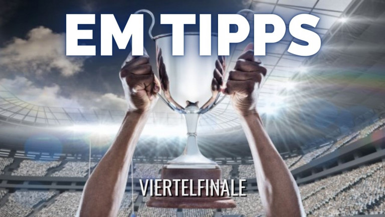 Wett-Tipps EM-Viertelfinale