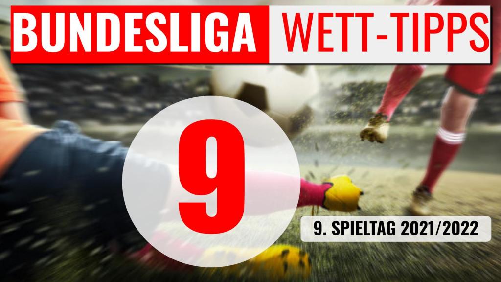 Bundesliga-Wett-Tipps-morgen-Spieltag-9
